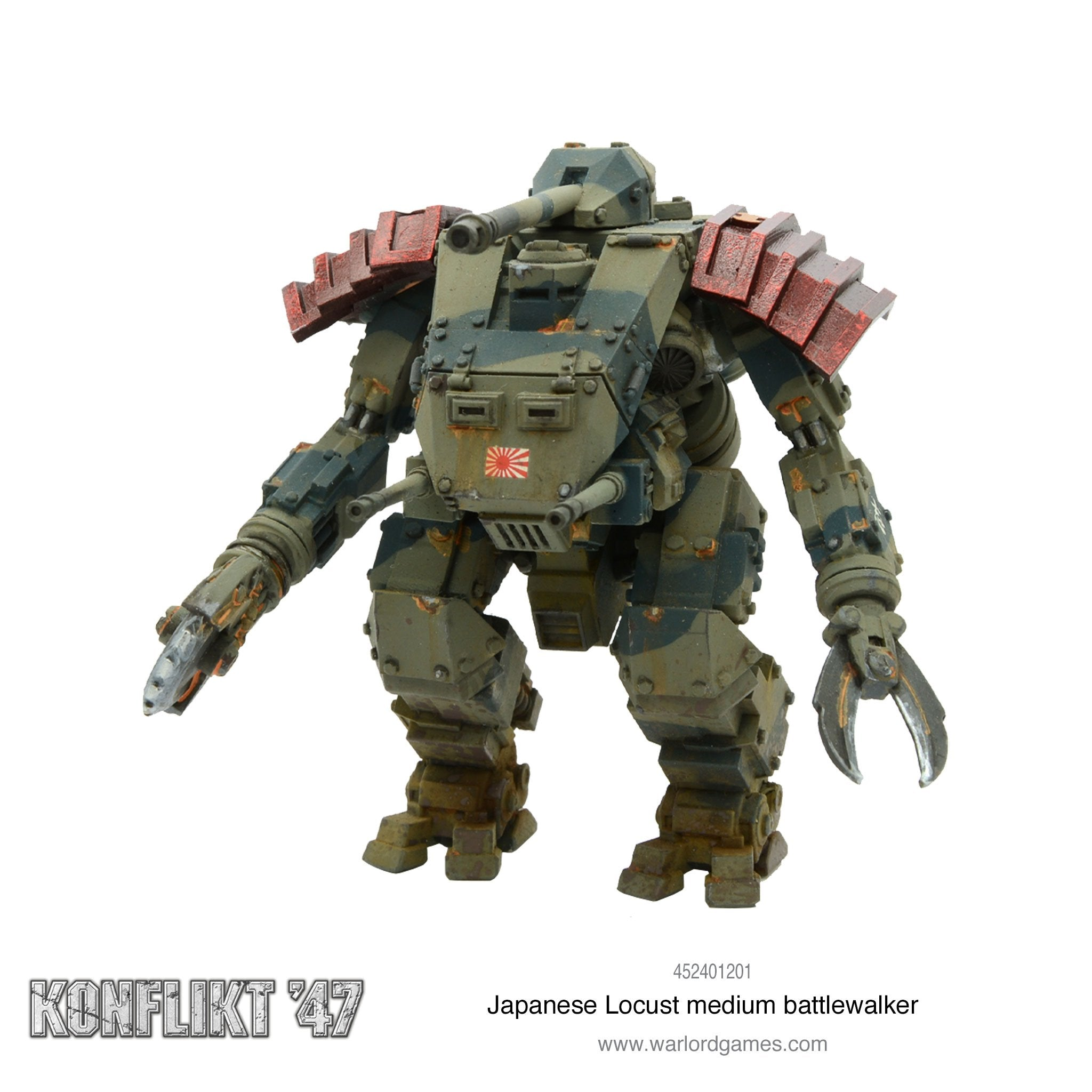 Japanese Locust medium battlewalker