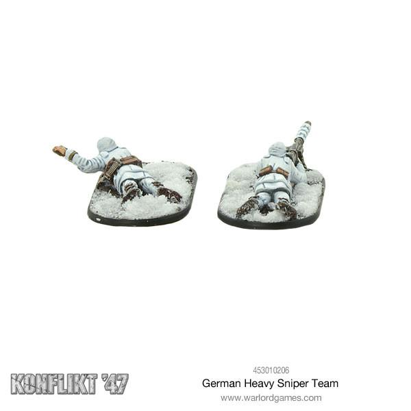 K47 German Heavy Sniper Team