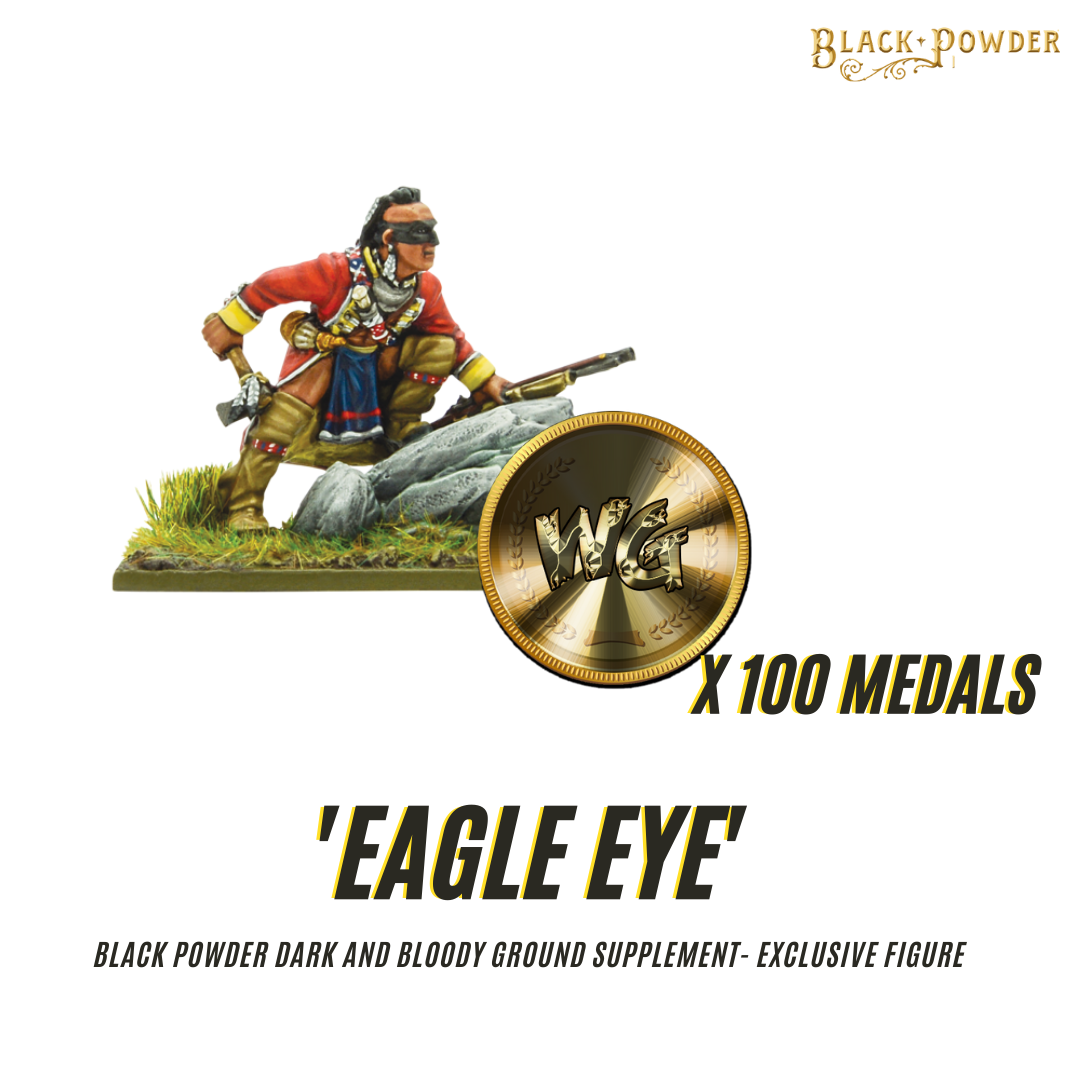 Eagle Eye (Dark and Bloody Ground supplement figure)