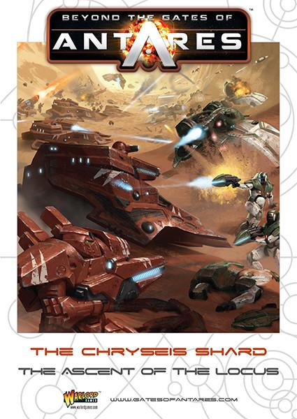 The Chryseis Shard  - Ascent of the Locus PDF