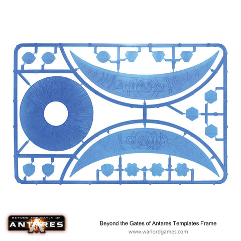 Beyond the Gates of Antares Templates Frame