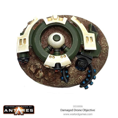 Damaged Drone Objective
