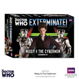 Missy & The Cybermen