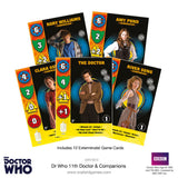 11th Doctor Card Set
