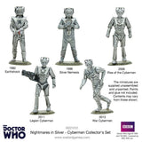 Nightmares in silver: Cybermen Collectors set