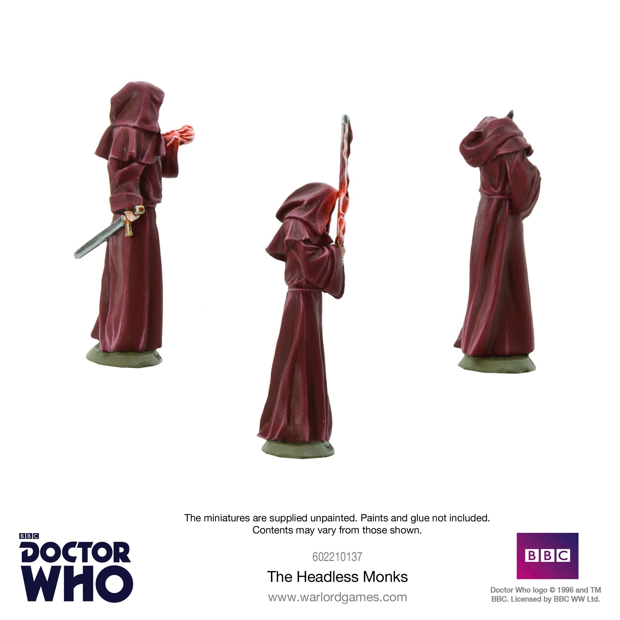 The Headless Monks