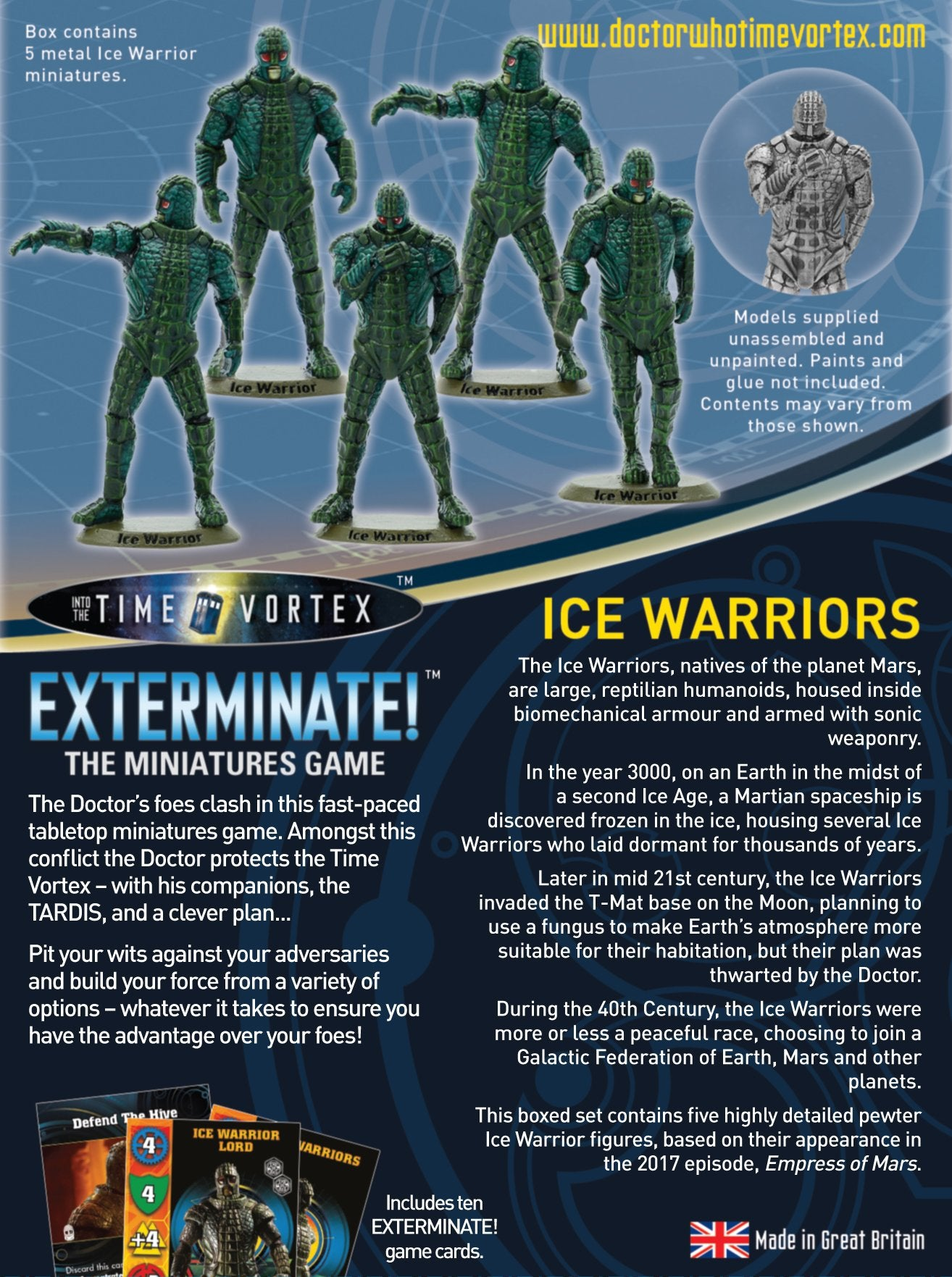 Ice Warriors