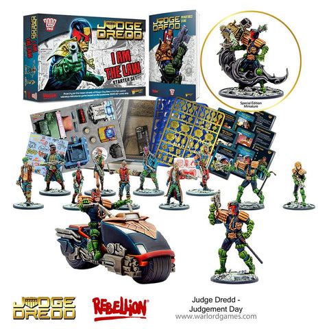 Judge Dredd Judgement Day