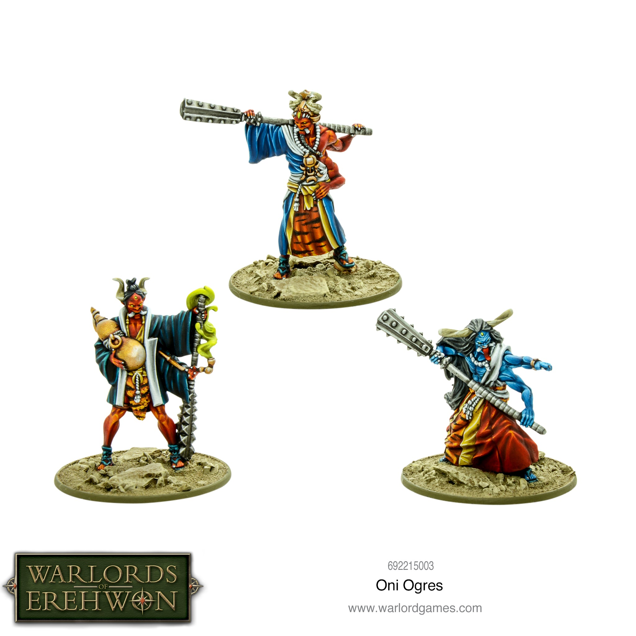 Warlords of Erehwon: Oni Ogres