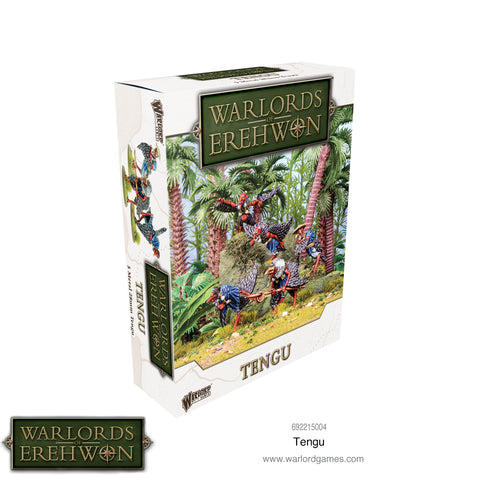 Warlords of Erehwon: Tengu