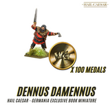 Dennus Damennus - Germania Book Figure