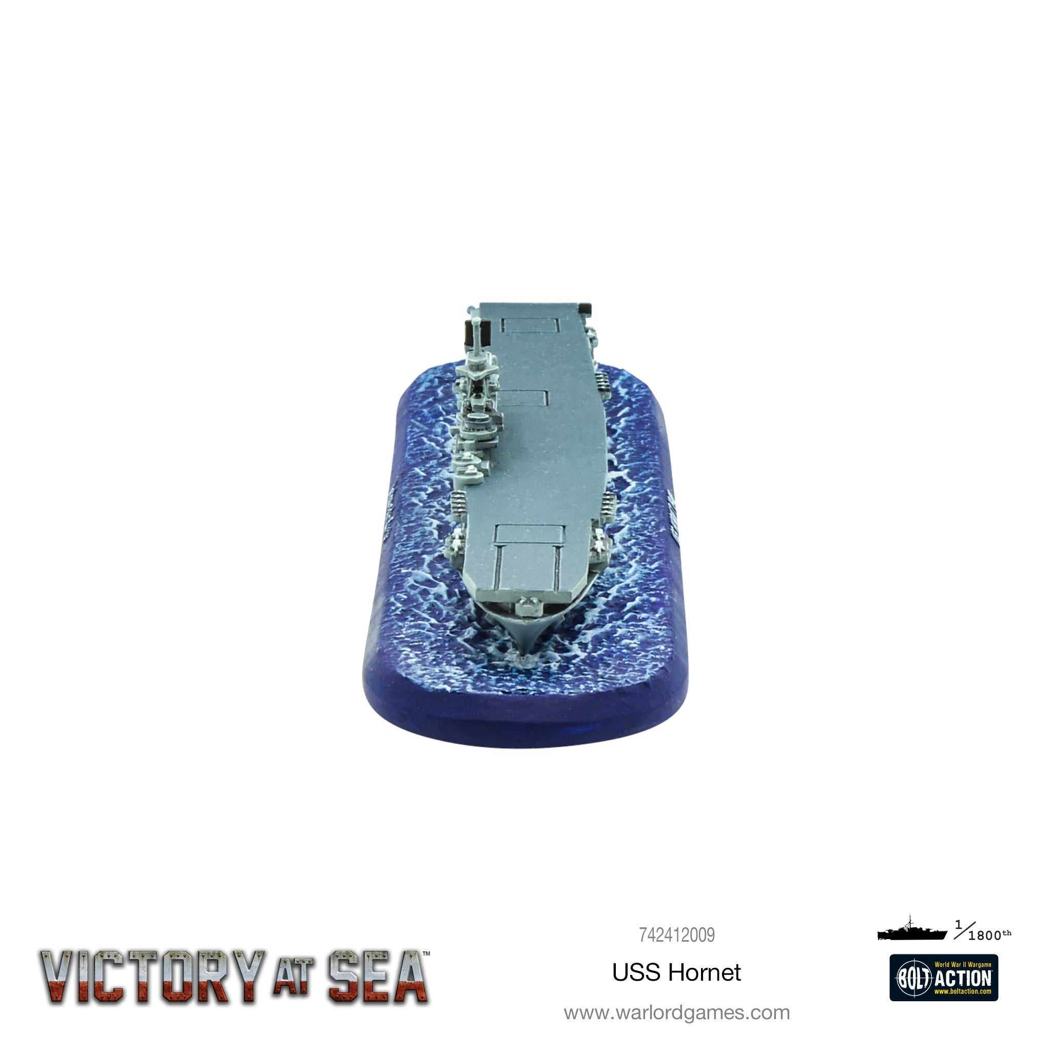 Victory at Sea: USS Hornet