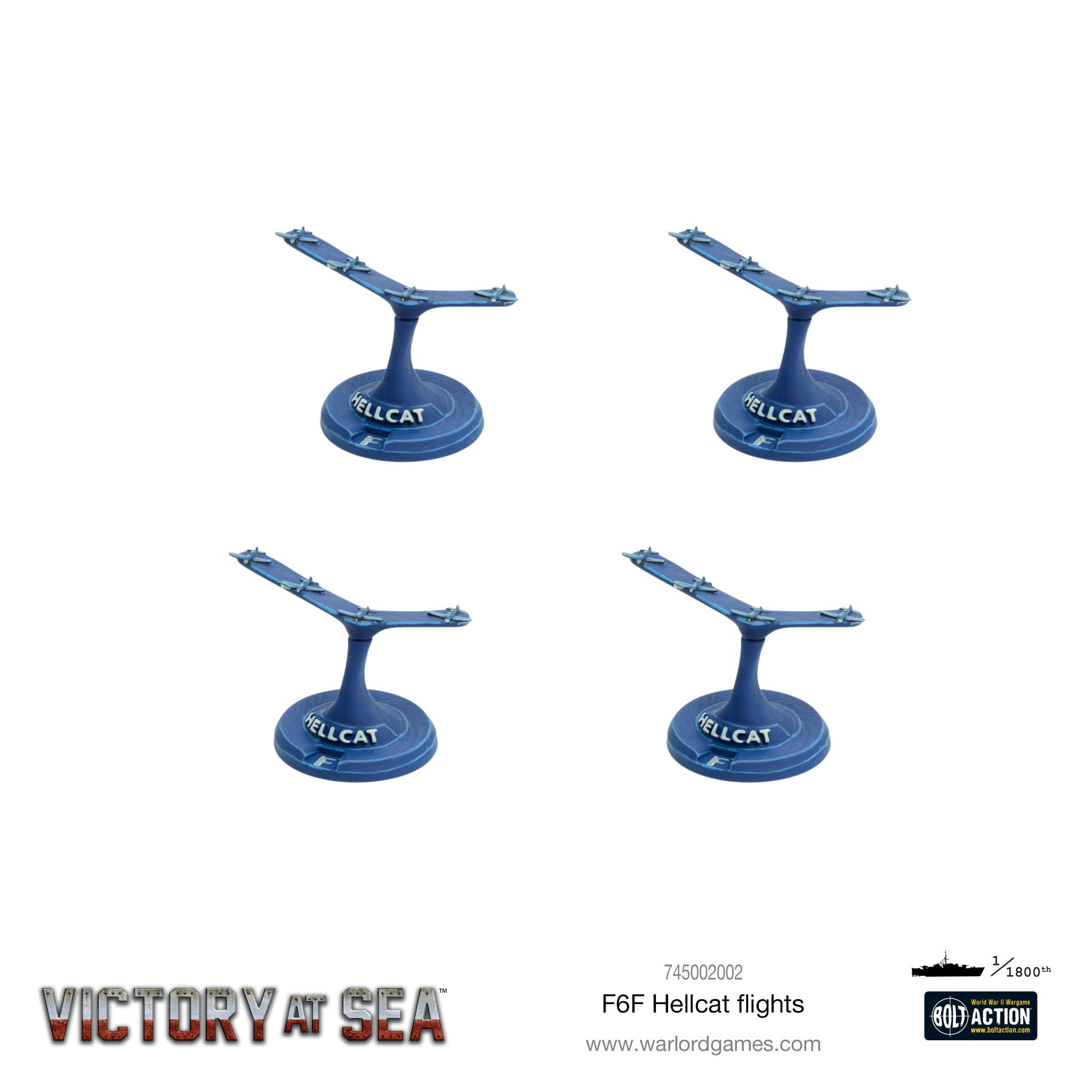 Victory at sea - F6F Hellcat Flights