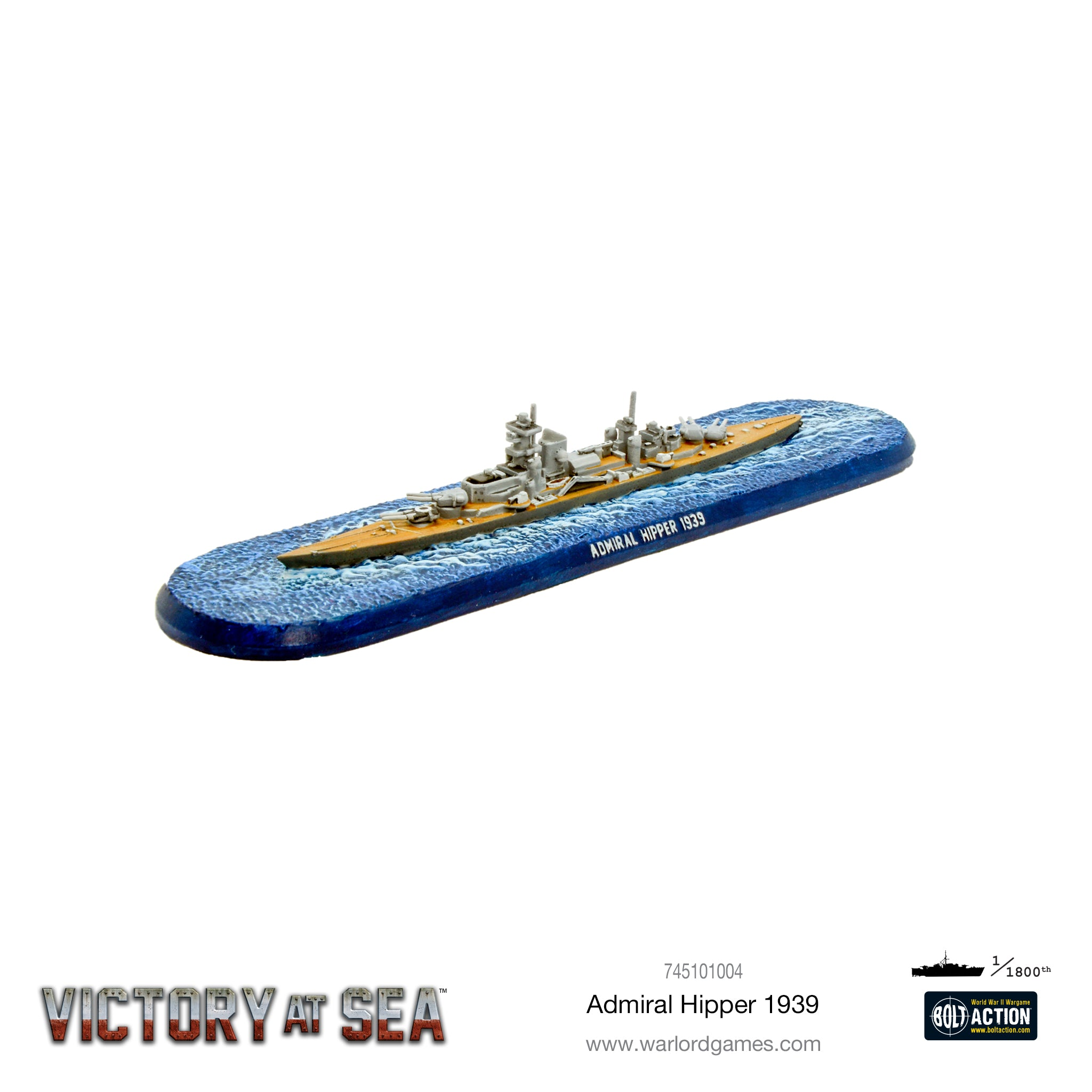 Victory at Sea - Admiral Hipper