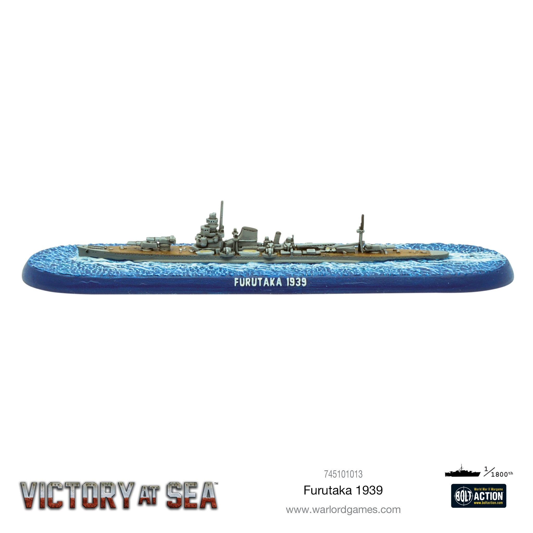 Victory at Sea Furutaka 1939
