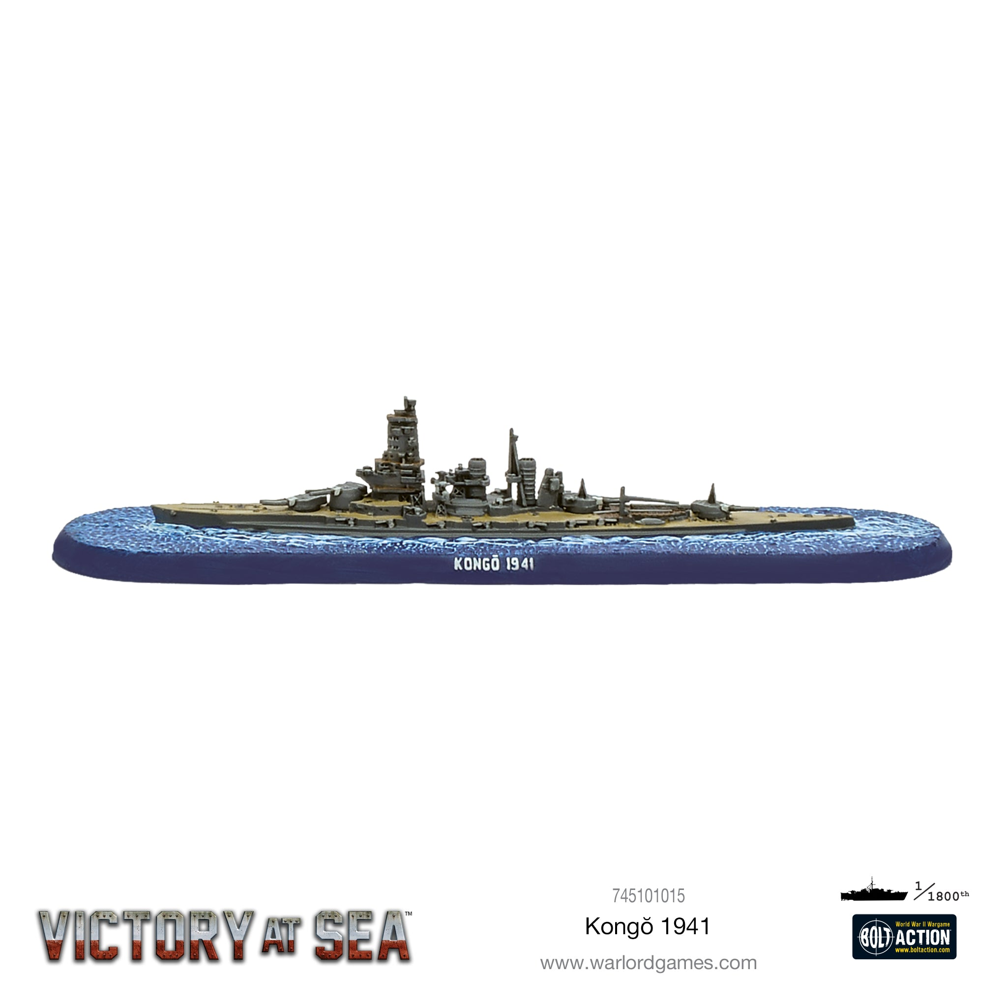 Victory at Sea - Kongo