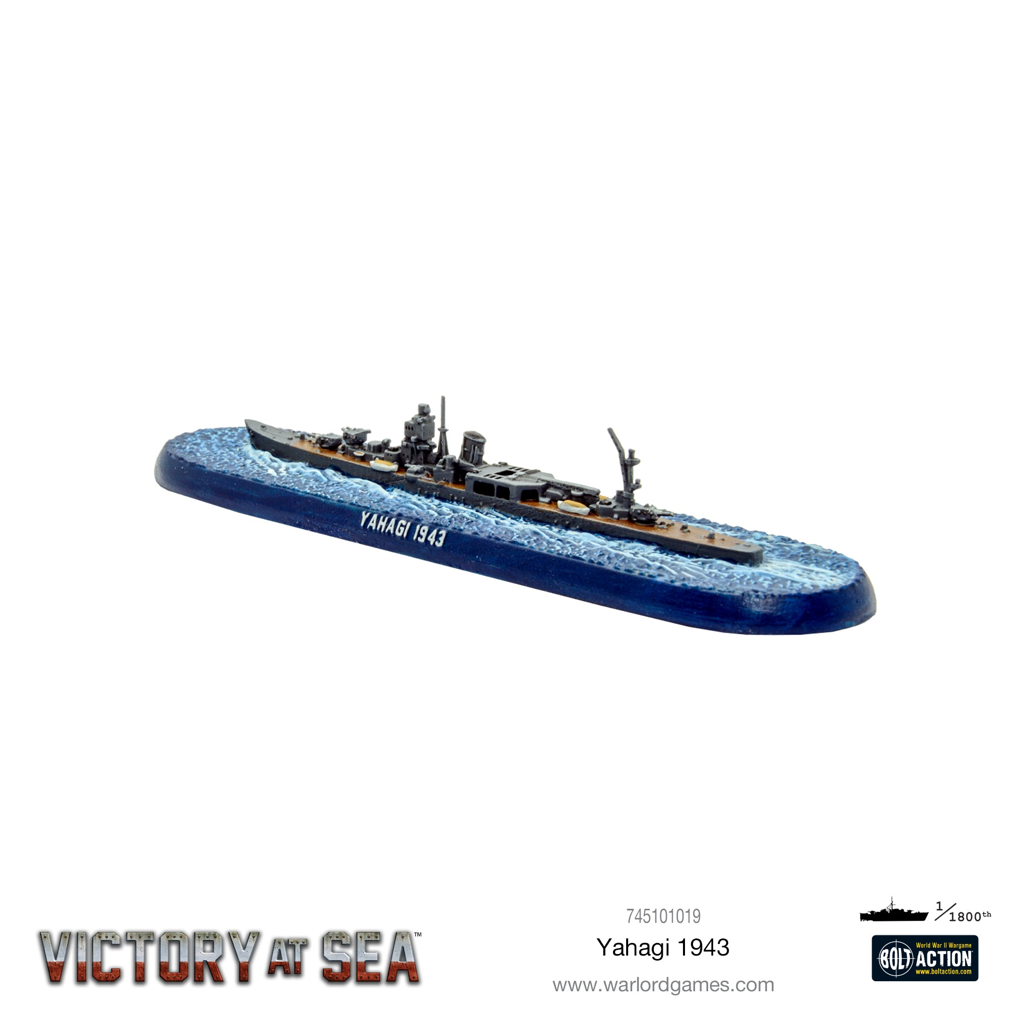 Victory at Sea - Yahagi
