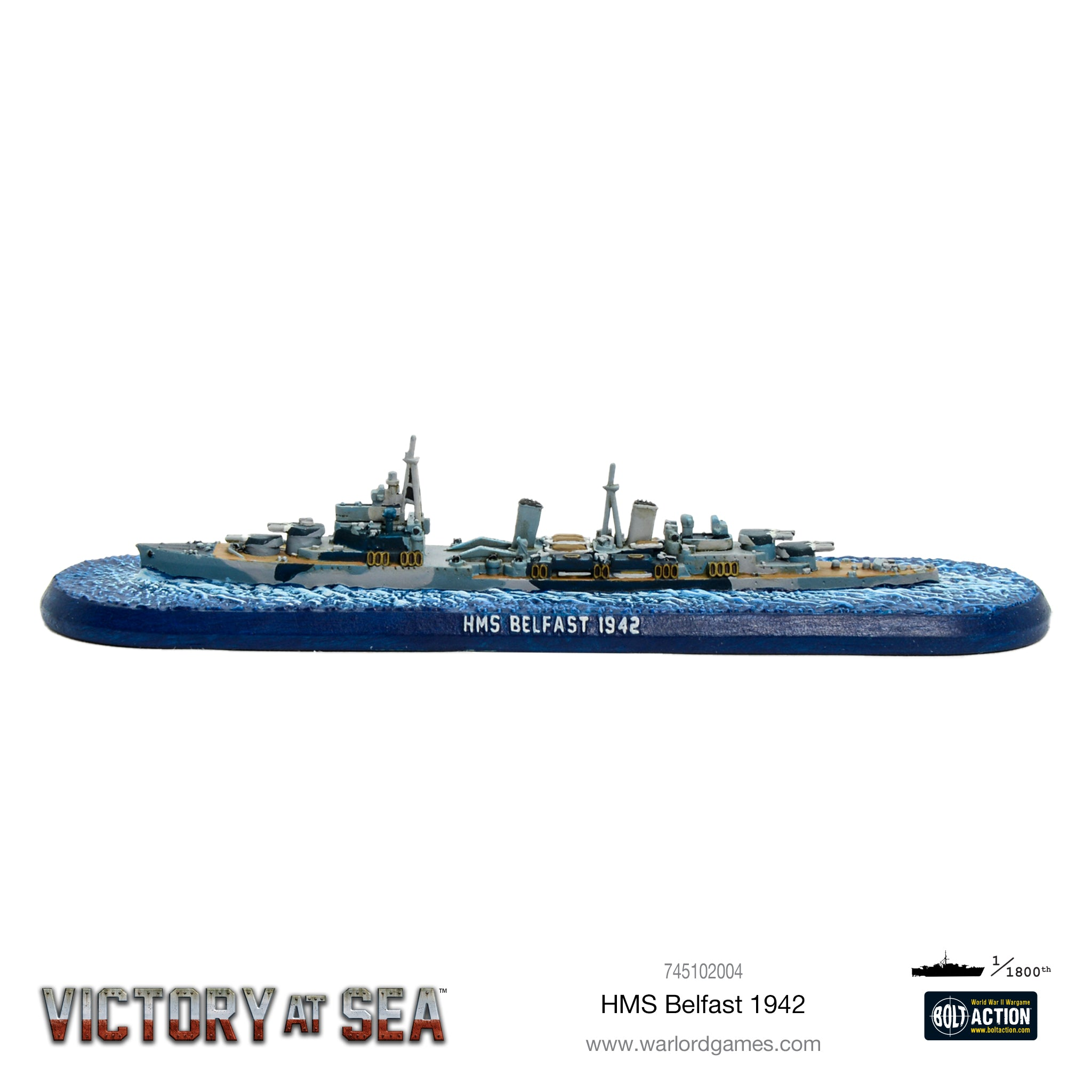 Victory at Sea - HMS Belfast