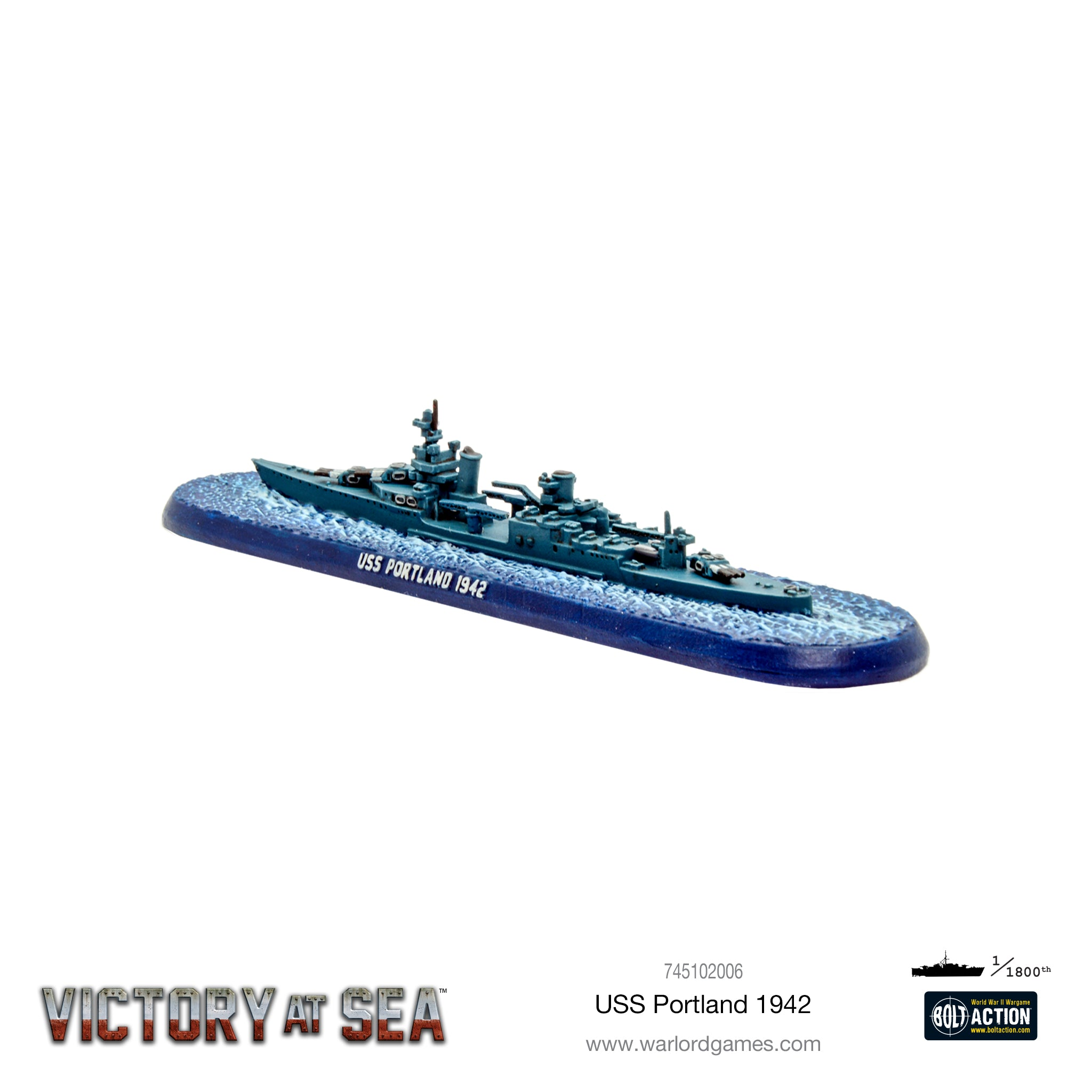 Victory at Sea - USS Portland