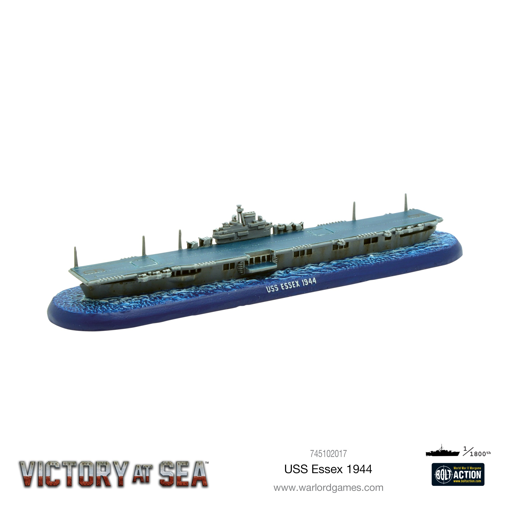 Victory at Sea - USS Essex