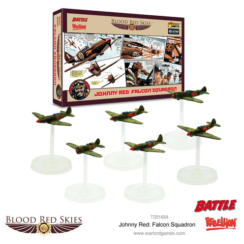 Johnny Red's Falcon Squadron