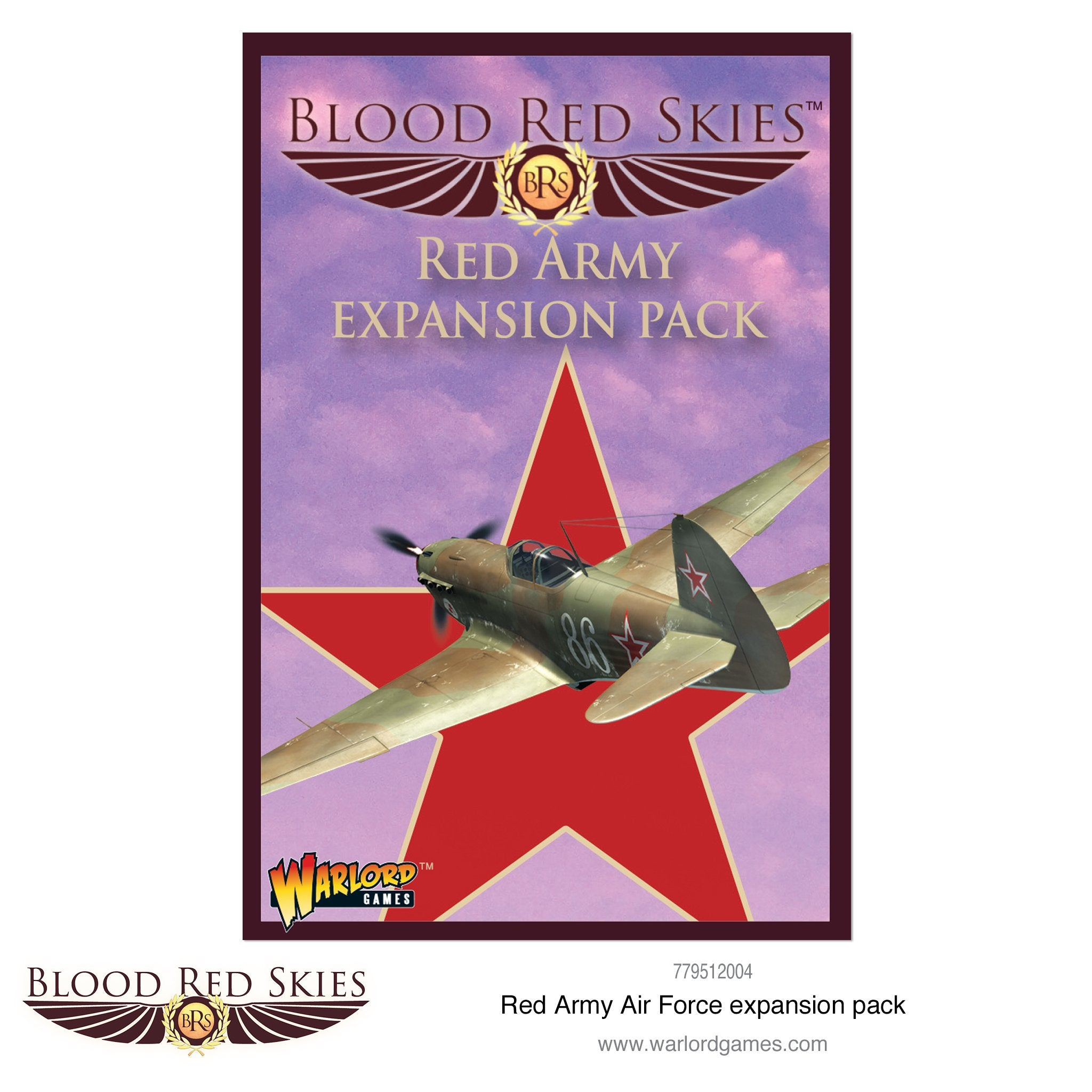 Blood Red Skies Red Army Air Force expansion pack