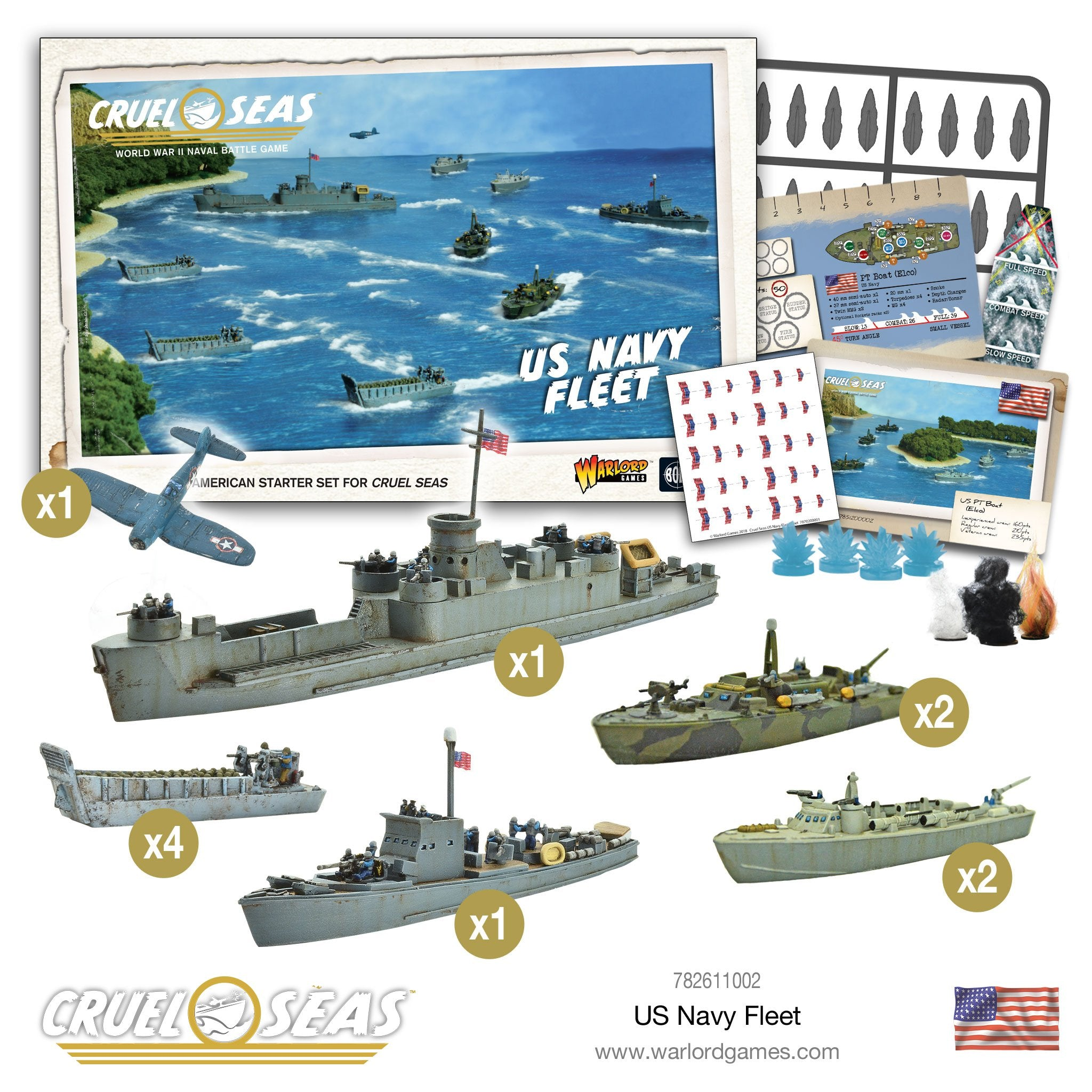US Navy Fleet