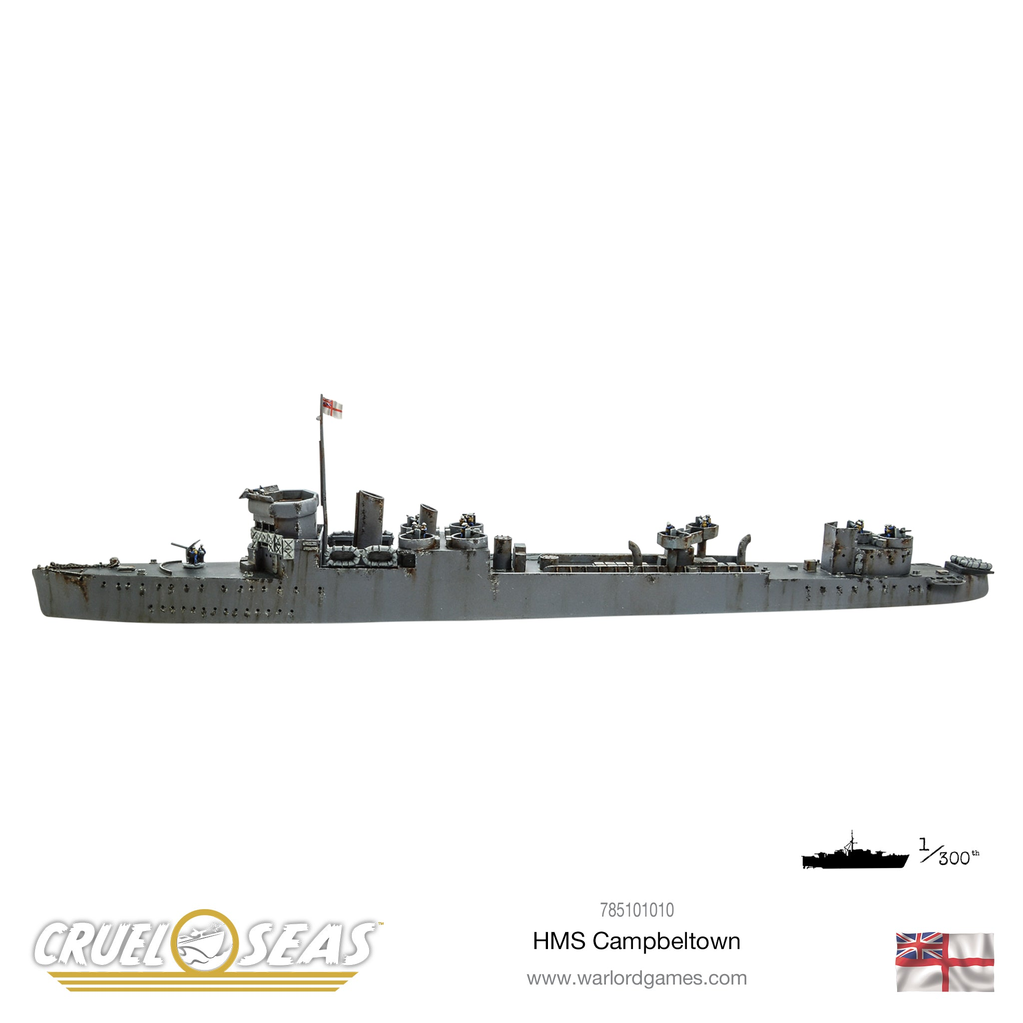 Cruel Seas: HMS Campbeltown