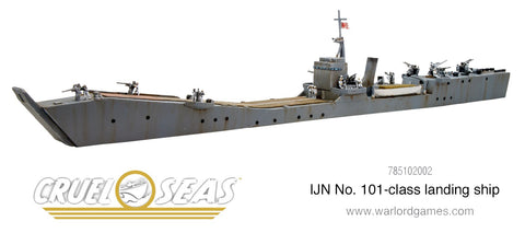 Imperial Japanese Navy No. 103-class landing ship