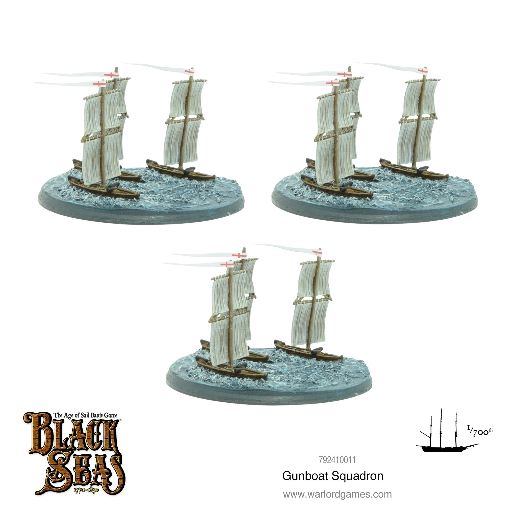 Black Seas Gunboat Squadron