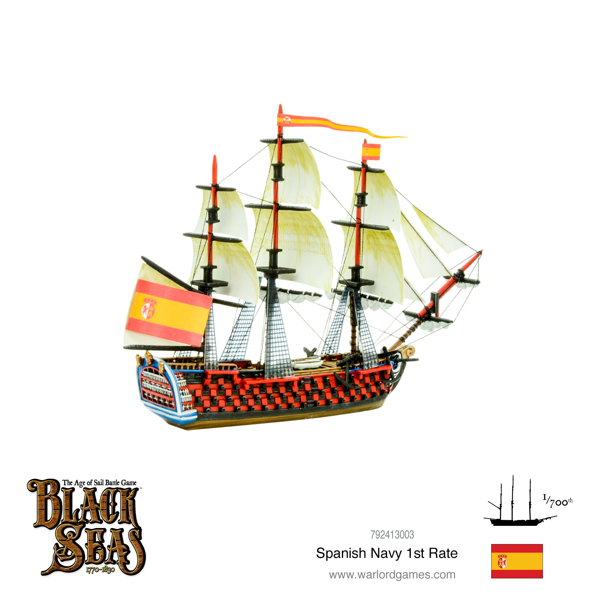 Spanish Navy 1st Rate