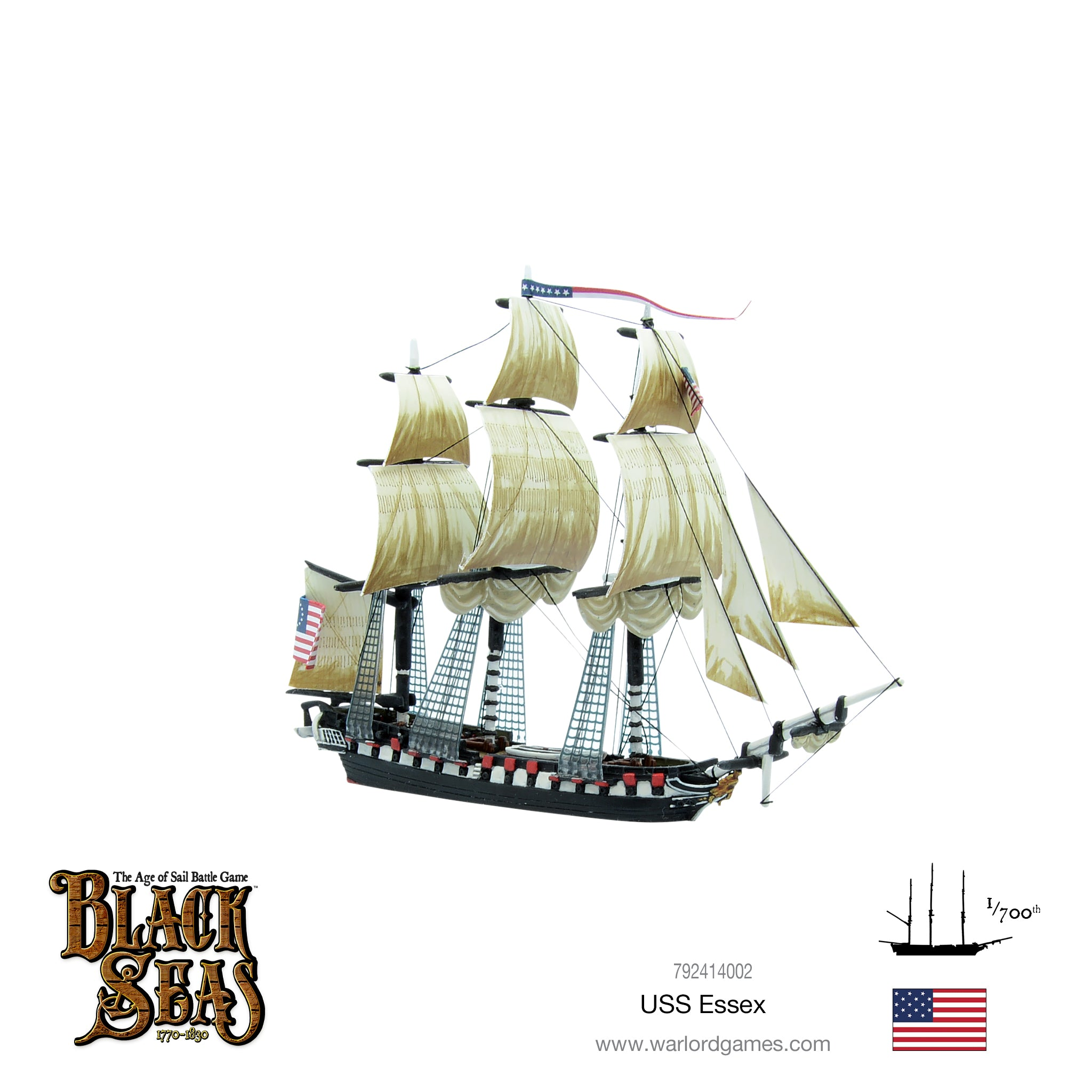 Black Seas - USS Essex