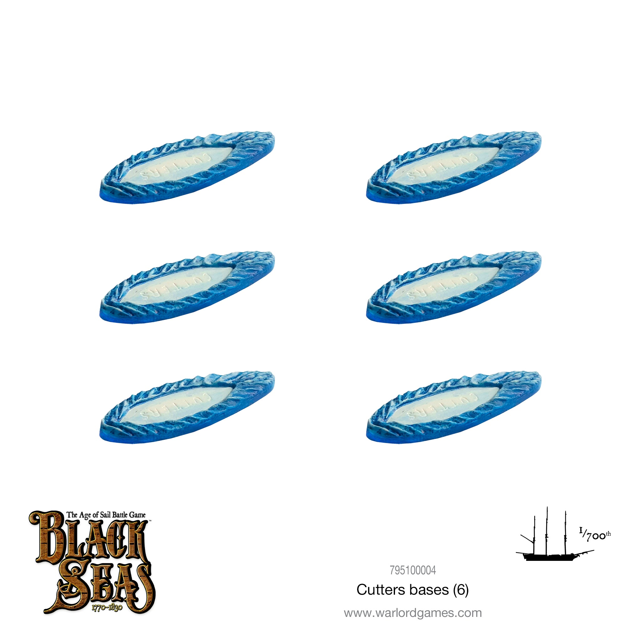 Black Seas: Cutters Bases