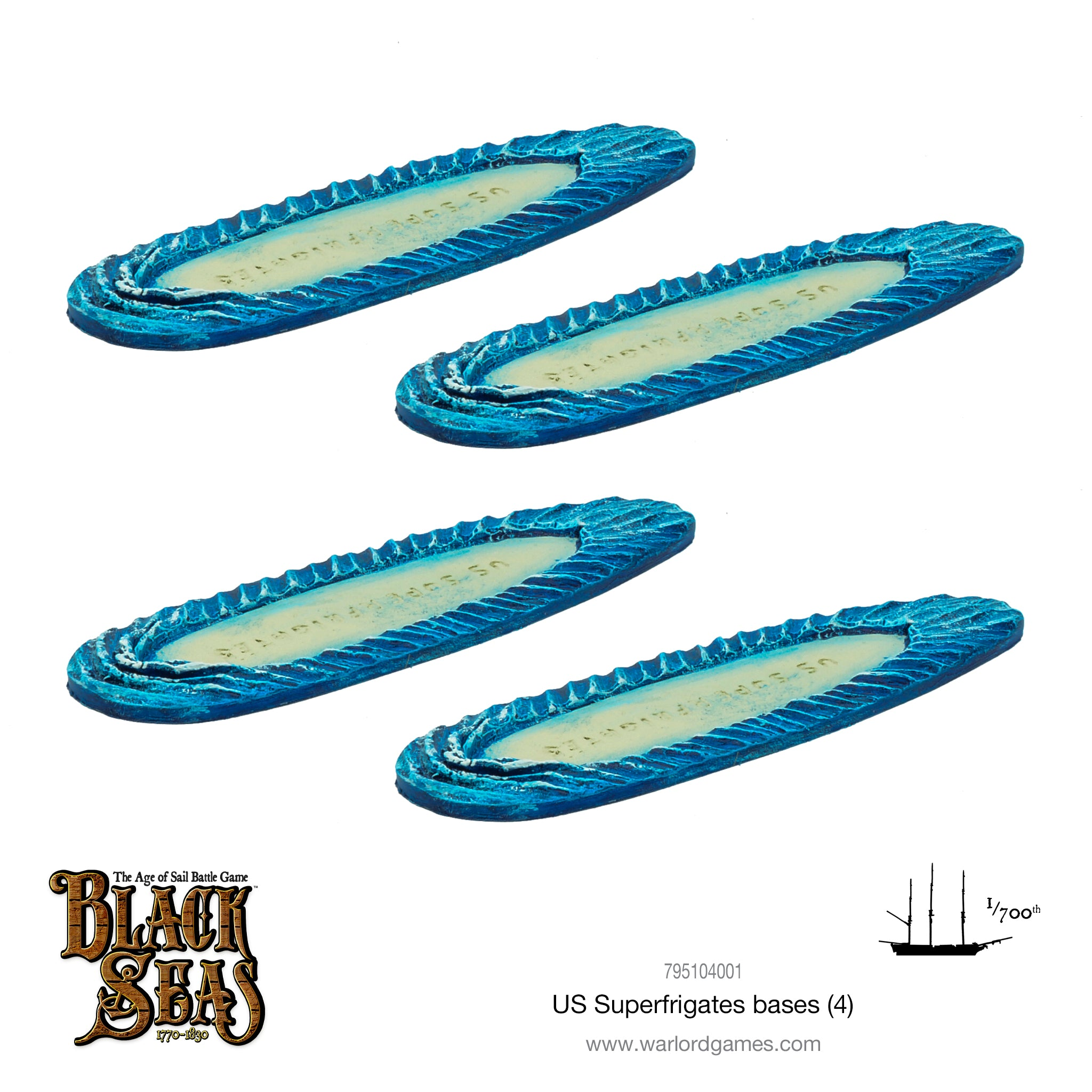 Black Seas: US Superfrigate Bases