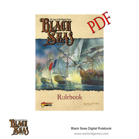 Digital: Black Seas PDF