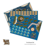 Black Seas punchboard