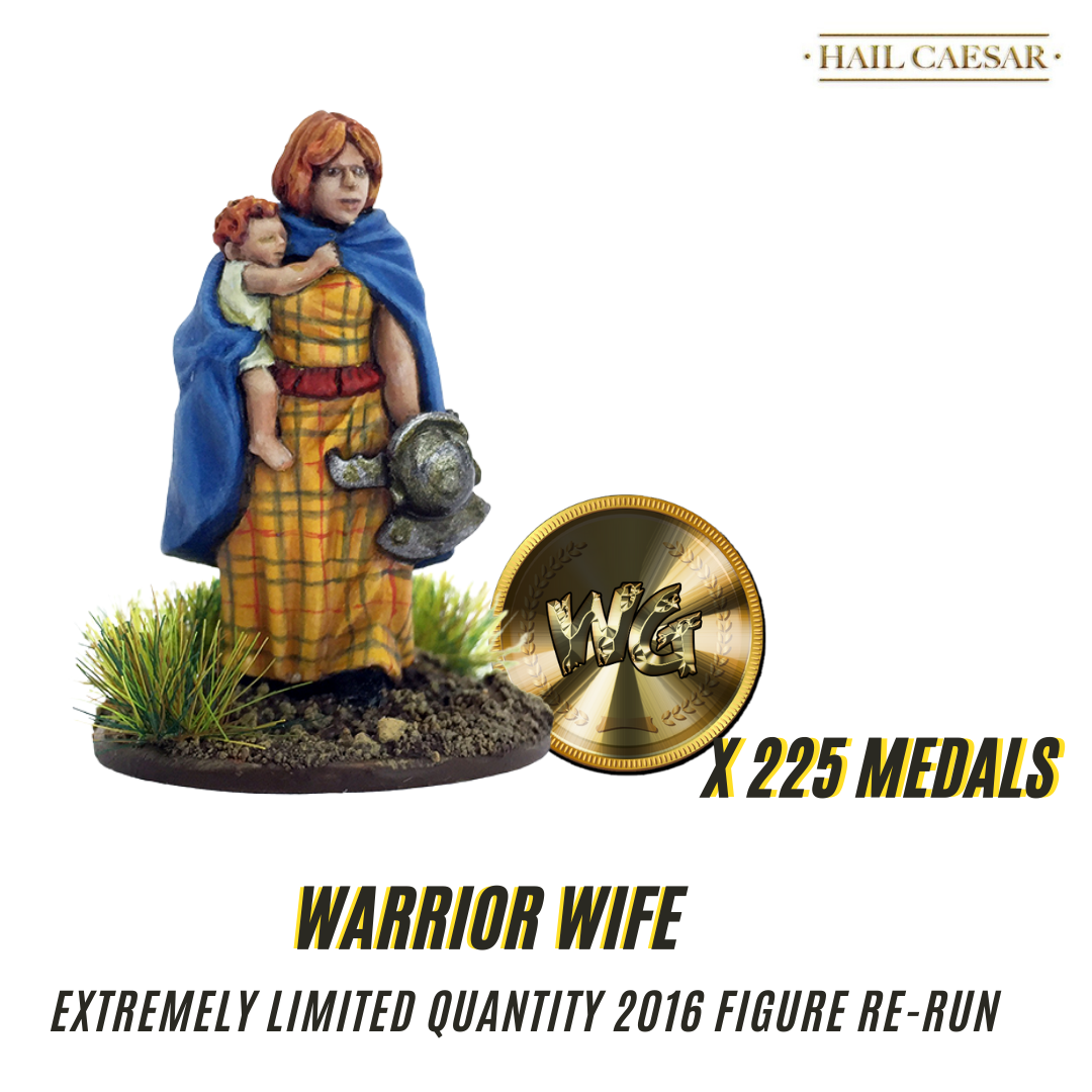 Warrior Wife - Special Edition Miniature