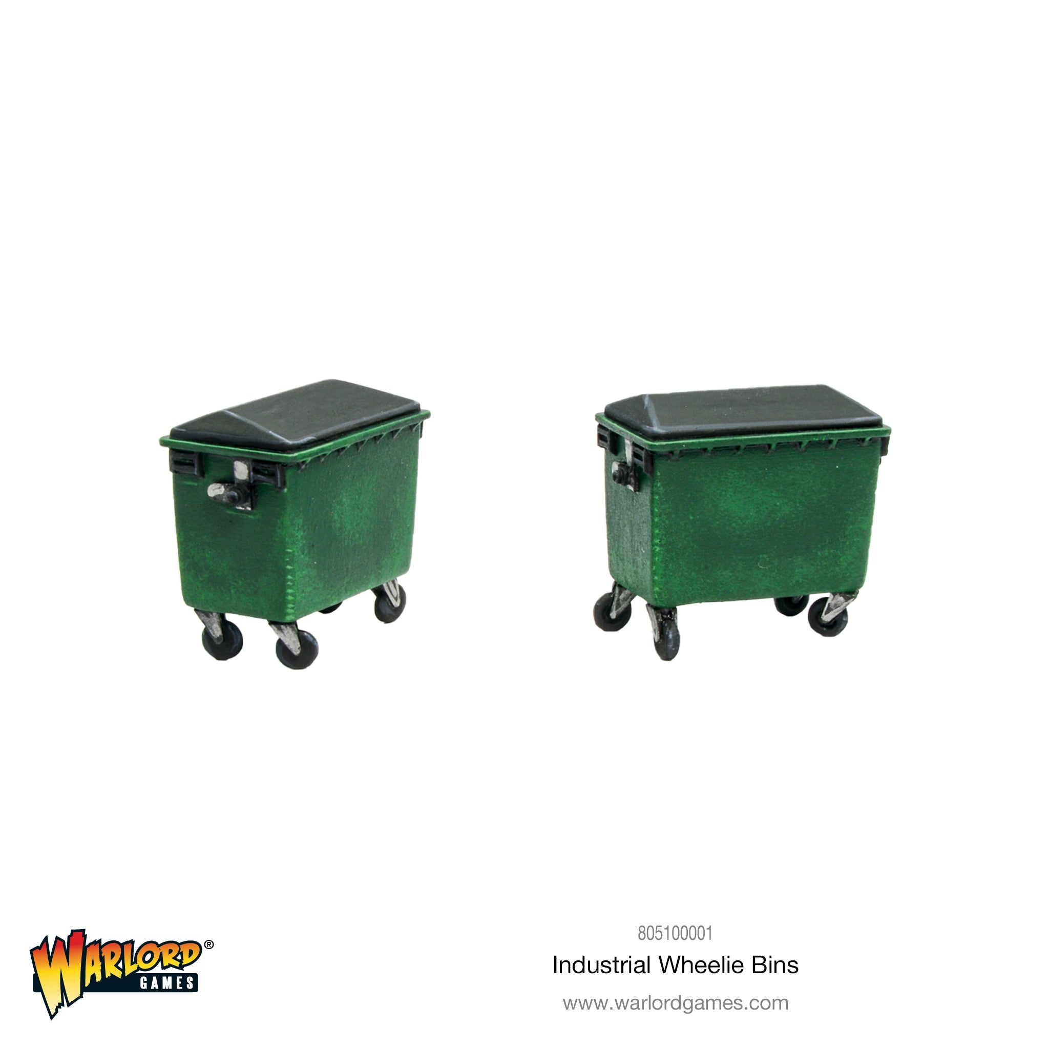 Industrial Wheelie Bins