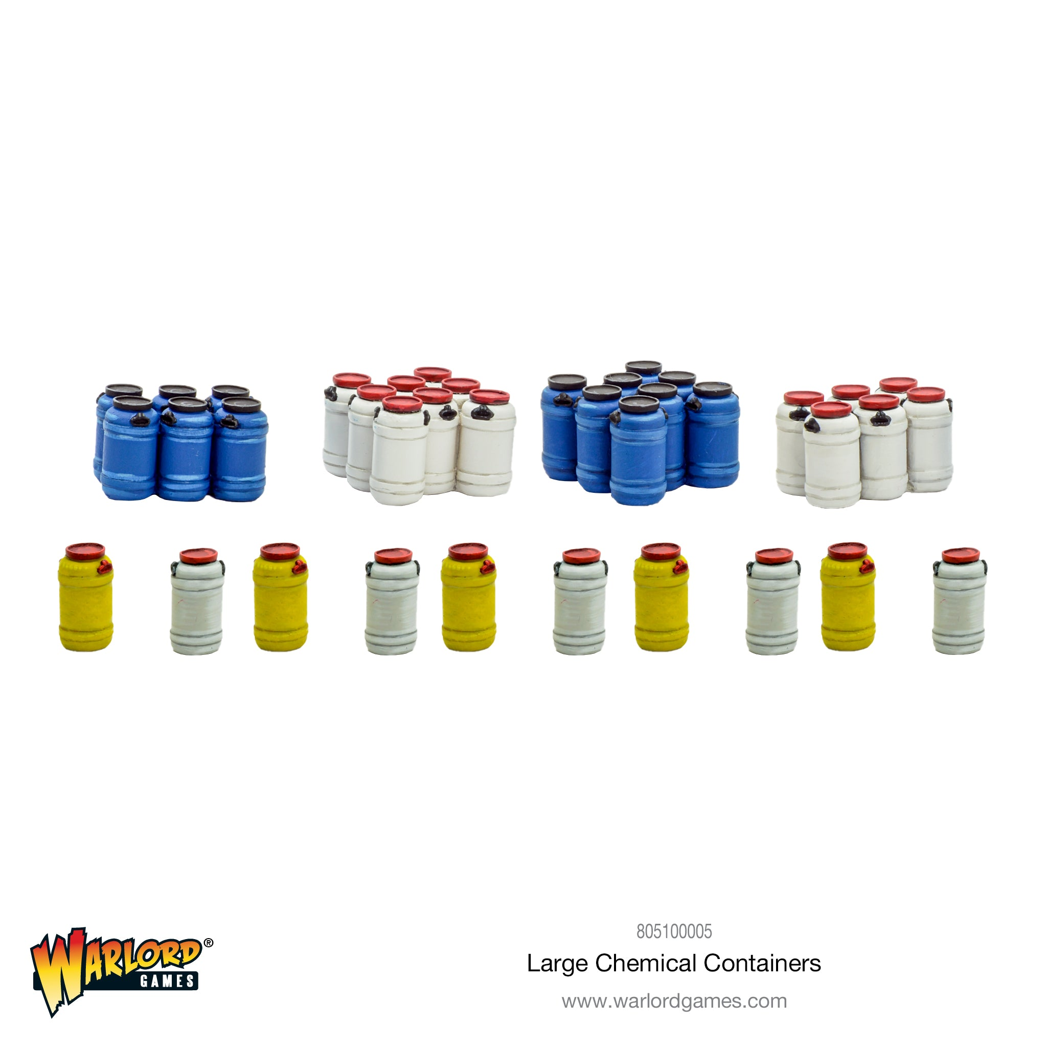 Large Chemical Containers
