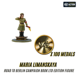 Maria Limanskaya (Campaign The Road To Berlin Book Figure)
