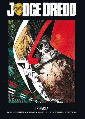 Judge Dredd: Trifecta (Hardback)