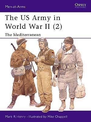 The US Army in WWII (2) Mediterranean