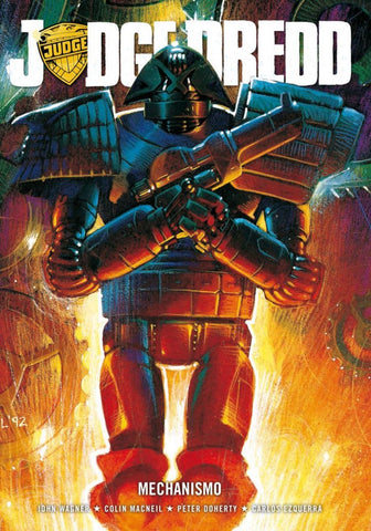 Judge Dredd: Mechanismo