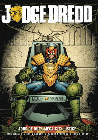 Judge Dredd: Tour of Duty - Megacity Justice (Paperback)