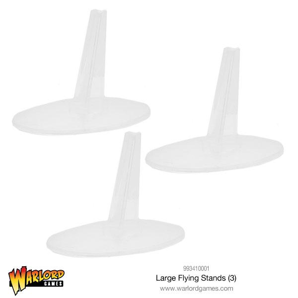 Large Flying Stands