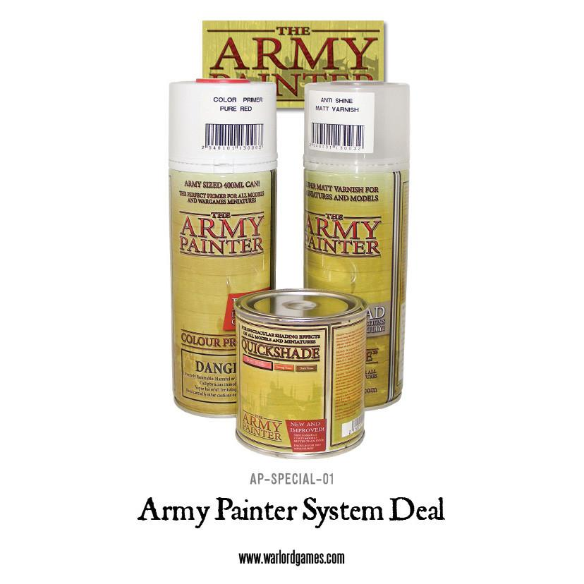 Army Painter System Deal