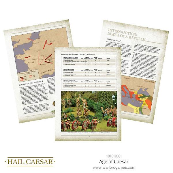 Digital Age of Caesar - Hail Caesar supplement PDF