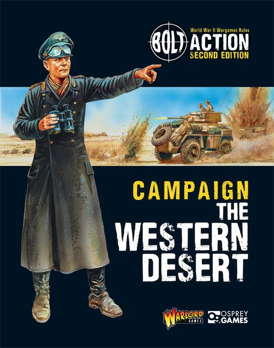 Digital Bolt Action Campaign Western Desert eBook