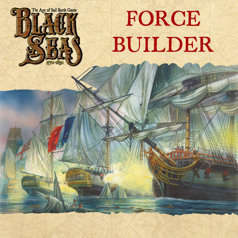 Black Seas Army Builder
