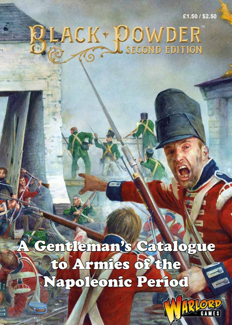 Black Powder Napoleonic Catalogue - PDF